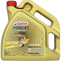Castrol oli motore sintetici Potenza 1 Racing 2T - bottiglia 4L