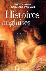 Histoires anglaises