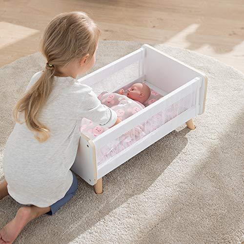 """Howa mobili bambole 2 in 1 fasciatoio e vasca da bagno per bambole /""""Cozy CACTUS/"""" 2750"""