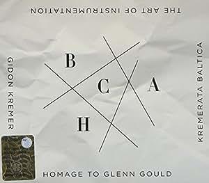 The Art of Instrumentation-Homage to Glenn Gould