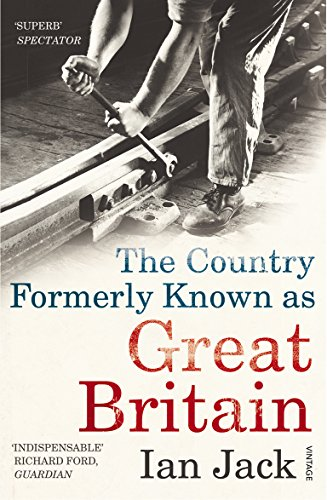 The Country Formerly Known as Great Britain (English Edition) - Britische Vintage-print