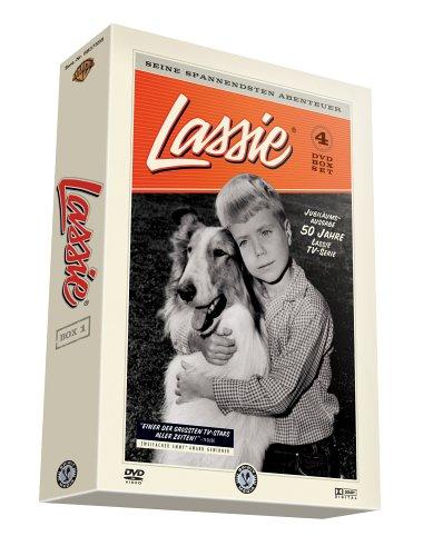 Lassie Collection - Volume 1 (4 DVDs)