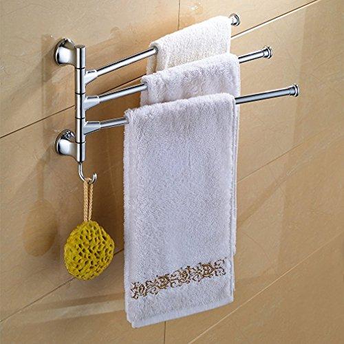 auralumr-porta-asciugamani-da-muro-in-ottone-cromato-3-bracci-mobili-360mm-con-gancio-accessori-per-