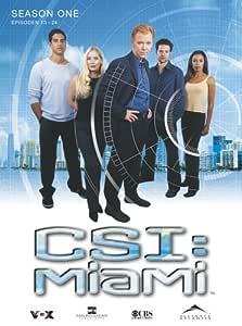 CSI: Miami - Season 1.2 (3 DVDs)