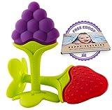 Luxus Zahnen Spielzeug für die Best Baby Beißring Massage by nurtureland....