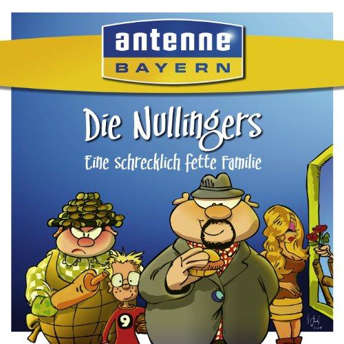 Preisvergleich Produktbild ANTENNE BAYERN - Die Nullingers - Eine schrecklich fette Familie