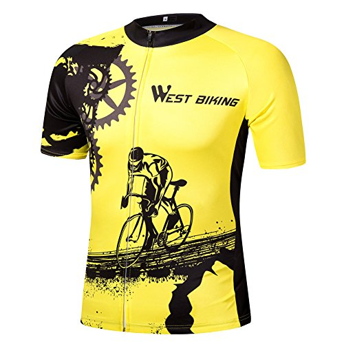 oeste-ciclismo-jersey-de-ciclismo-unisex-bicicleta-de-montaa-bicicleta-ciclo-maillot-de-manga-corta-