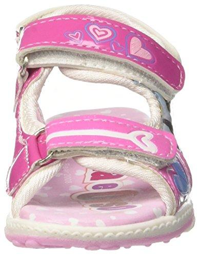 MASHA E ORSO  S15711waz, Chaussures souple pour bébé (garçon) - rose Rosa (Fuxia)