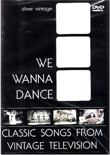 Various Artists - Classic Songs From Vintage Television: We Wanna Dance [Reino Unido] [DVD]