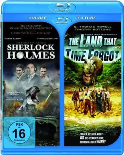 dtp entertainment AG Sherlock Holmes & The Land That Time Forgot [Blu-ray]