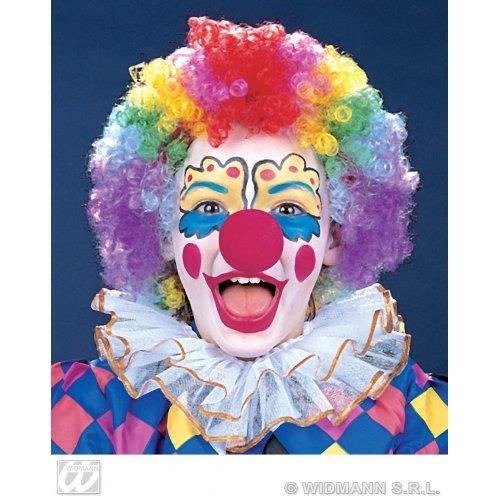 Verkäufer Kostüm Circus - Clown Nose Sponge Red Accessory for sCircus Fancy Dress