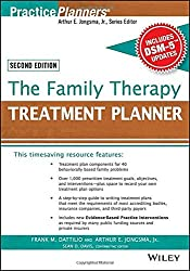 The Family Therapy Treatment Planner, with DSM-5 Updates (PracticePlanners) by Frank M. Dattilio (2015-02-20)
