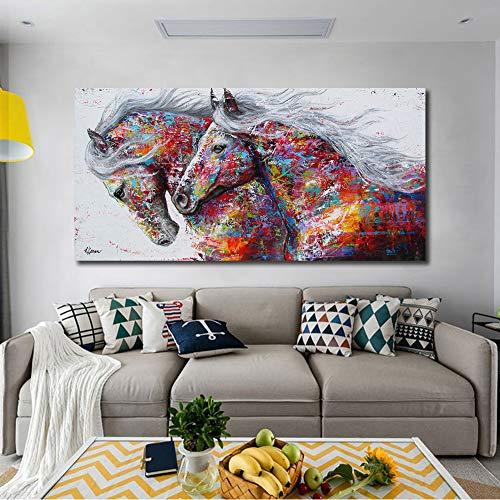 Abstract Wall...
