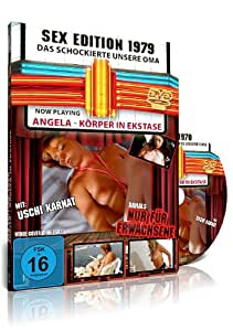 Sex Edition 1979 - Angela, Körper in Extase