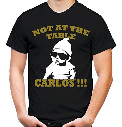 Carlos Hangover Männer und Herren T-Shirt | Spruch Kostüm Alan Geschenk (XXL, ()