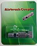 BD117 Fengda Airbrush Kupplung Schnellkupplung Kompressor Schlauch Spritztechnik Zwischenstück 1/8