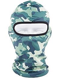 wildguarder unisexe masque facial complet moto cyclisme cagoule summer sun ultra protection uv imprimé masque moto couvrir pac bba