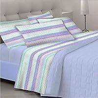 rapporto qualità-prezzo sito ufficiale immagini dettagliate completo lenzuola matrimoniali - Beige / Set di ... - Amazon.it