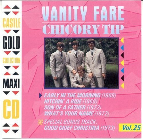 Castle Gold Collection Vol. 25 (+ 3 Tracks Chicory Tip) by Vanity Fare -