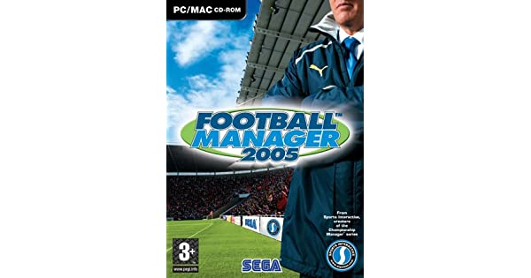 Football Manager 2005 Mac Pc Cd Amazon Co Uk Pc Video