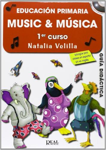 Music & Musica, Volumen 1, Profesor (Music and Música)