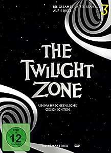 The Twilight Zone - Die gesamte dritte Staffel [6 DVDs]