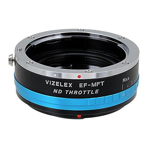 Adaptador montura lente densidad neutra Vizelex acelerador