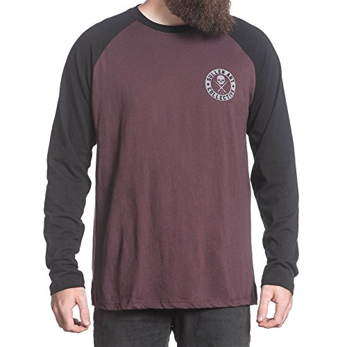 sullen-mens-grey-hering-3-4-sleeve-raglan-ls-t-shirt-plum-black-3xl