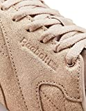 Reebok Mädchen Classic Leather Fitnessschuhe Mehrfarbig (Ms-Rose Gold/Bare Be 0) 34.5 EU