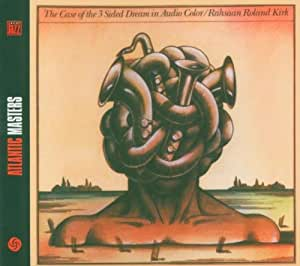 The Case Of The 3 Sided Dream In Audio Color (International Release)