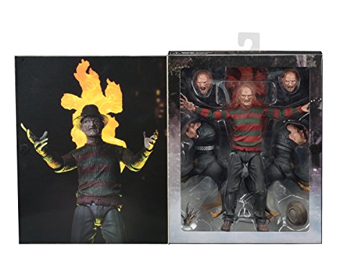 Nightmare On Elm Street Part 2 Ultimate Freddy Krueger Action Figure