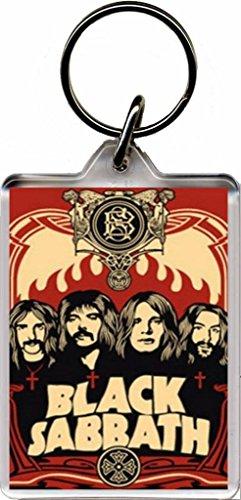 Black Sabbath Portachiavi D