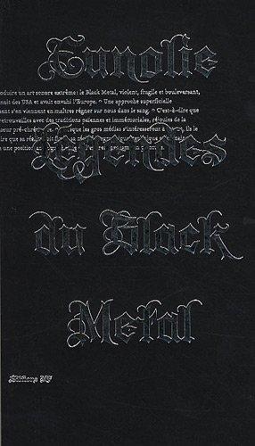 Eunolie Legendes du Black Métal par Frédérick Martin