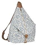 SIX 'Trend' blaue Damen Handtasche Beutel Rucksack...