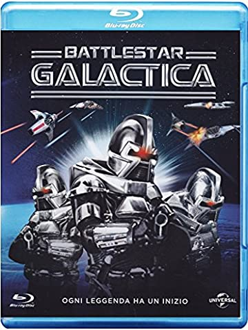 Battlestar Galactica [Blu-ray] [IT Import]