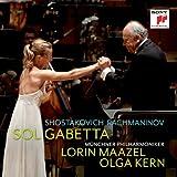 Shostakovich Cello Concerto No. 1 / Rachmaninov Sonata for Cello and Piano op. 19