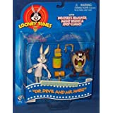 Looney Tunes Bugs Bunny and Tasmanian Devil