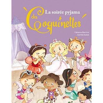 La soirée pyjama des Coquinettes