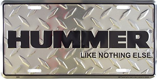 hummer-alu-gepragt-plaque-le-car-alu-alu-plat-nouveau-15x30cm-vs3006-1
