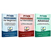 Python Programming: python programming for beginners, python programming for intermediates, python programming for advanced (English Edition)
