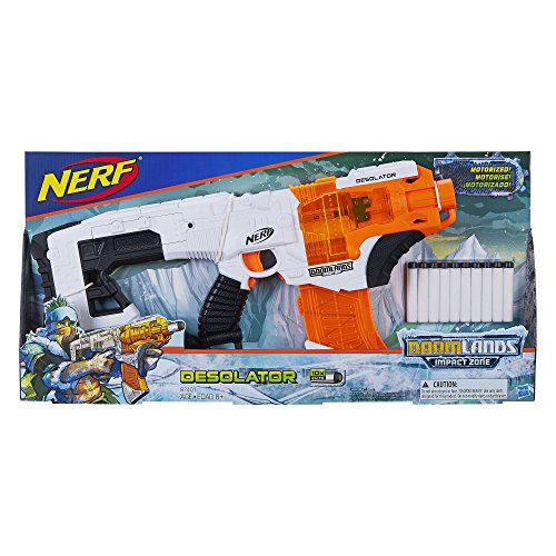 Nerf doomlands Impact Zone Desolator -