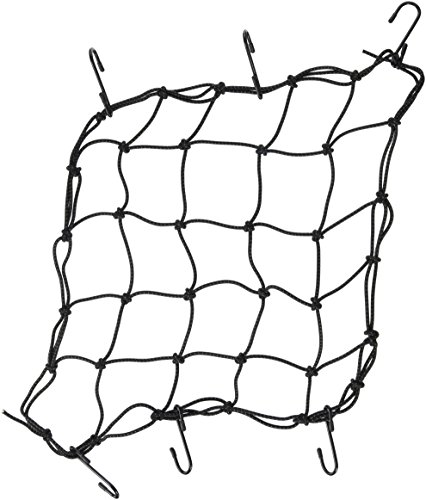 Preisvergleich Produktbild Oxford Gepäcknetz Bright Net Reflektierend - Motorradgepäck