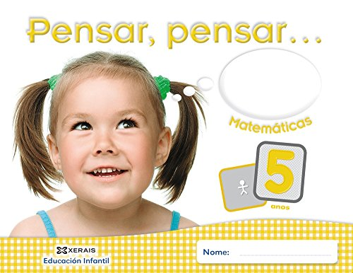 Descargar PENSAR  PENSAR    MATEMATICAS INFANTIL 5 ANOS