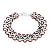 Best Henna  Kit - Weave Got Maille 2-Color Japanese Lace Chain Maille Review