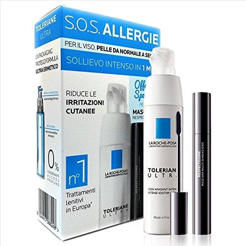 La Roche Posay SOS Allergien Toleriane Ultra Creme + Mascara RESPECTISSIME Promo