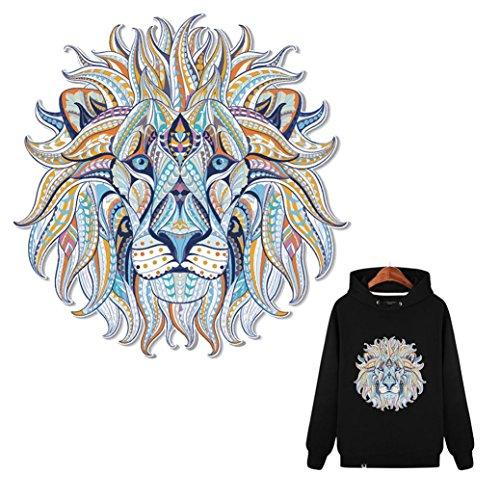 BZLine® Patch stickers, Neue schöne Patch T-Shirt Pullover Papier Patches Kleidung DIY Dekor (B) (Patch-dekor)