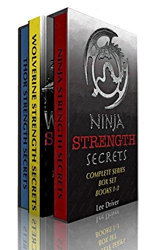 Ninja Strength Secrets Box Set (Books 1-3): Free Weight ...