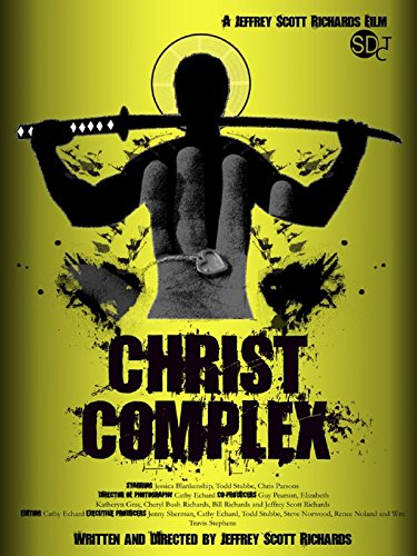 Christ Complex Cover