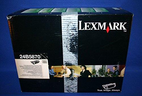 Preisvergleich Produktbild LEXMARK  PB Toner schwarz fuer TS654dn 30000 Seite