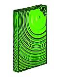Guzzini Borraccia On The Go, Verde Acido, 14.8 x 3 x h21 cm